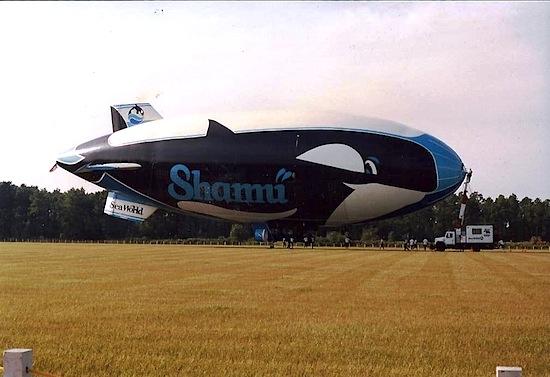 Airship Shamu