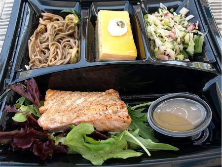 Taste of Asia picnic