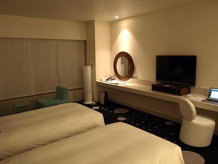 Inside the Hilton