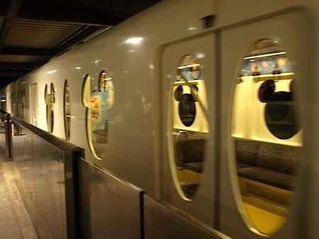 The Tokyo Disney Monorail