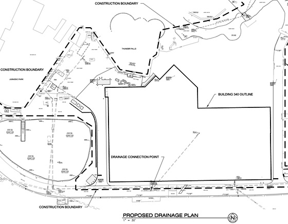 Project 340 Site Map