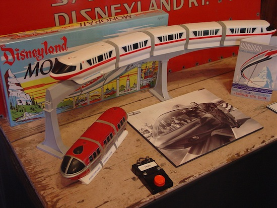 Monorail model