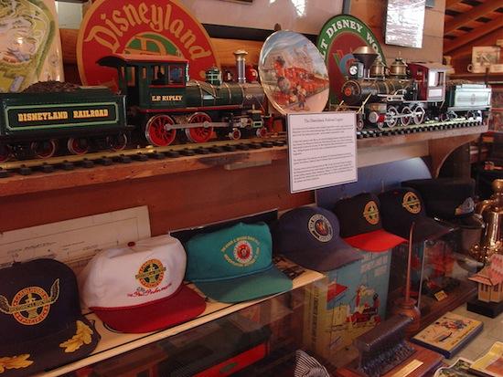 Disneyland memorabilia