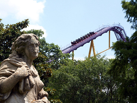 Apollo' Chariot at Busch Gardens
