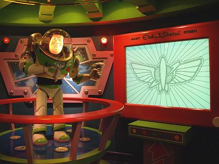 Buzz Lightyear Astro Blasters