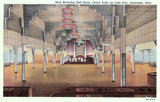 pic postcard of Ballroom