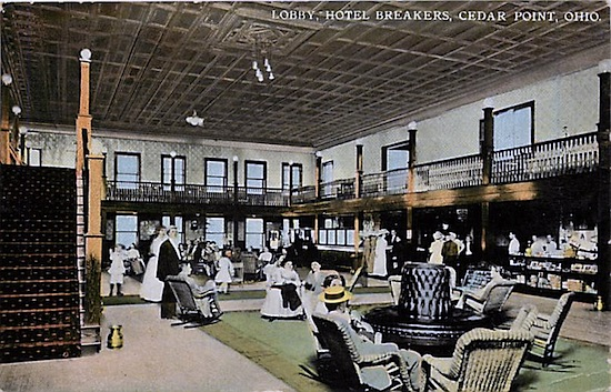 Breakers Lobby