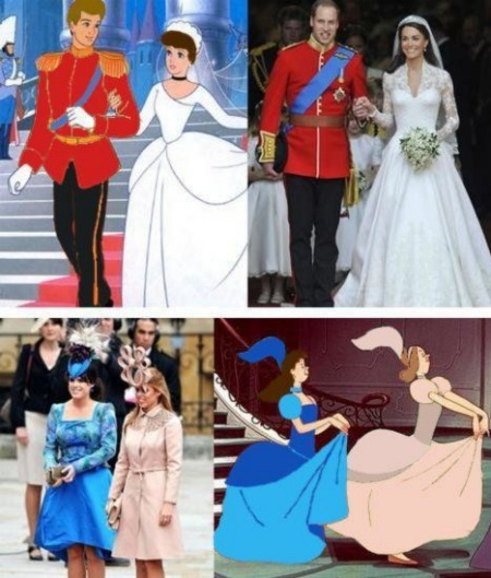 Cinderella and the Royal Wedding