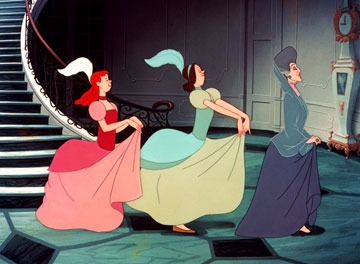 The step-sisters