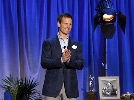Tom Staggs at D23