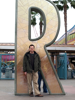 Robert, with the R in California at DCA