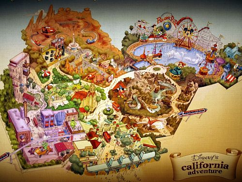 An Insider's look at the Disney's California Adventure changes