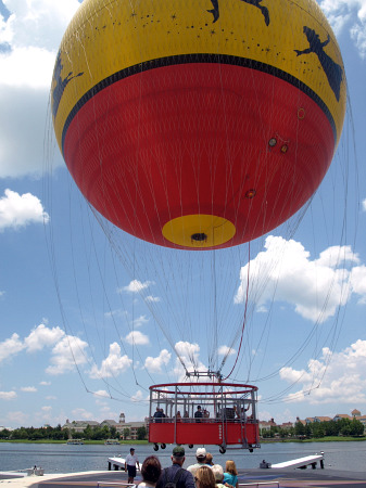 Characters in Flight closes at WDW's Downtown Disney
