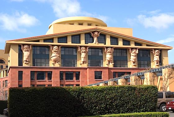 Disney corporate headquarters