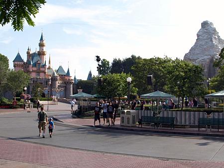Disneyland's hub