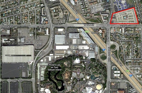Disneyland Buys An Additional 11 Acres In Anaheim