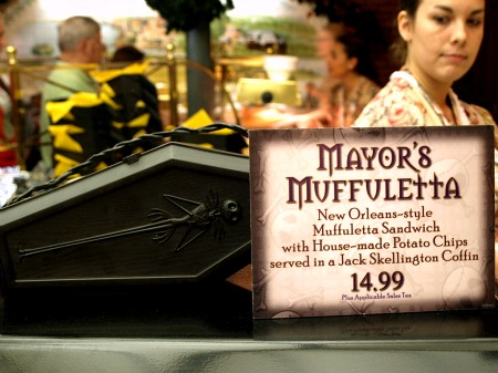 Mayor's Muffuletta