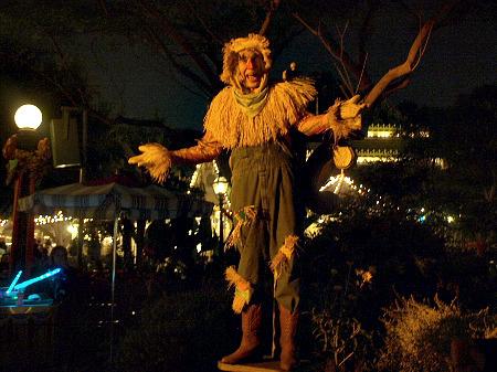 Main Street Scarecrow