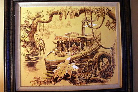 Jungle Cruise art