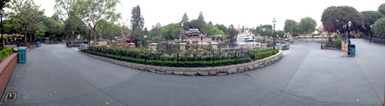 New Orleans Square panorama