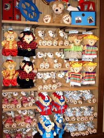 Clothes for sale for Duffy the Disney Bear