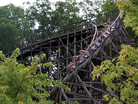 Dollywood's Thunderhead