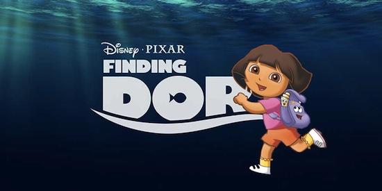 Finding Dora