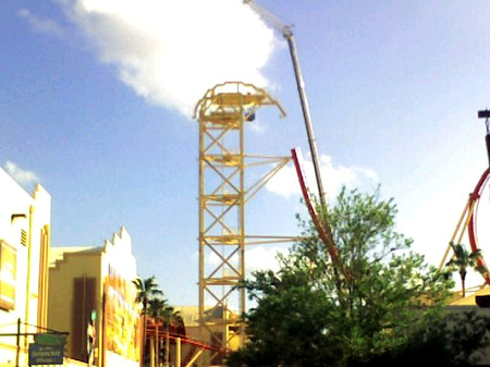 Hollywood Rip, Ride, Rockit track
