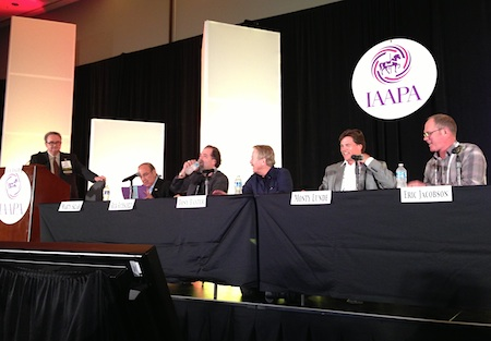 2012 IAAPA Legends panel