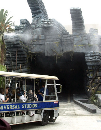 Entrance to King Kong 360/3-D