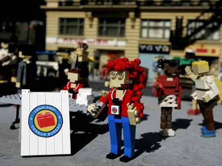 Legoland Census Bureau