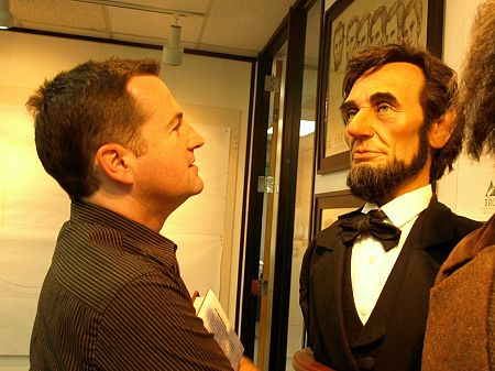 Robert Niles and Abraham Lincoln