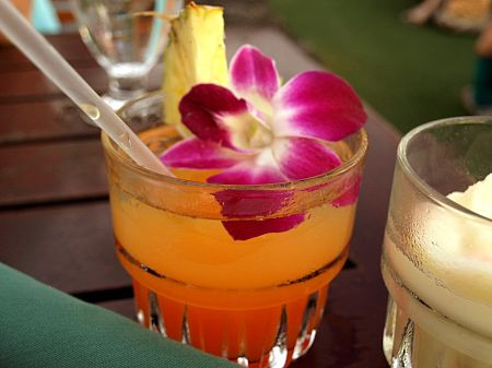 Mai Tai fruit punch