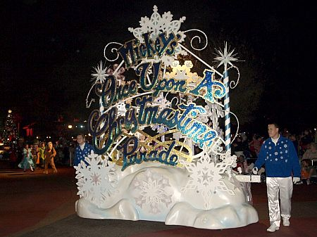 Photo from Mickey's Very Merry Christmas Party