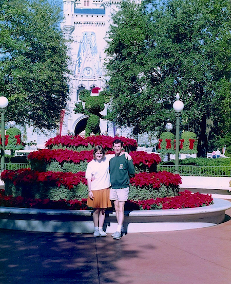 Magic Kingdom in 1990
