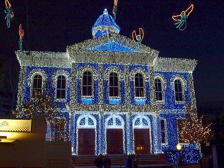 Photo from Osborne Family Spectacle of Dancing Lights at Disney's Hollywood Studios