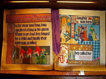 A photo tour through Disneyland's Sleeping Beauty Castle