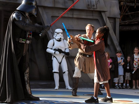 Get your Jedi on at Star Wars Weekends