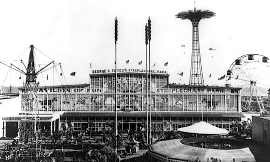 Pavilion of Fun in 1940