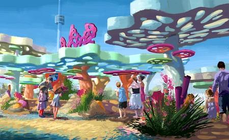 Explorer's Reef