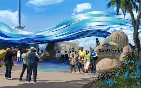New SeaWorld entry