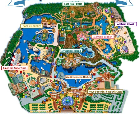 Tokyo Disney Resort Announces Major Expansion Including New