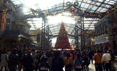 World Bazaaar at Tokyo Disneyland