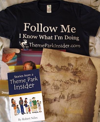 Theme Park Insider prizes
