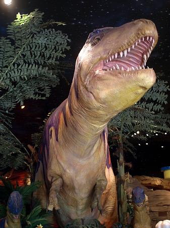 A T-Rex at T-Rex