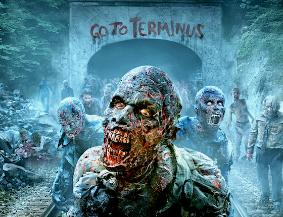 Walking Dead at Universal's Halloween Horror Nights