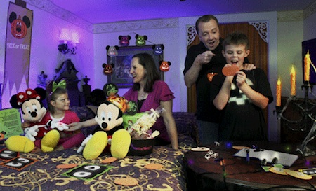 Mickey's Spooktacular Celebration