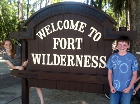 Welcome to Fort Wilderness
