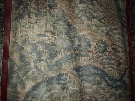 Tapestry in the Harry Potter Dragon Challenge queue