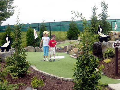 Wild Woods Golf at Legoland California